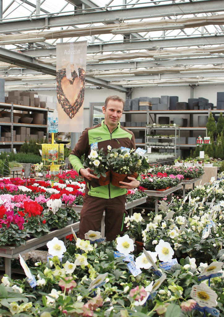 Richard Aymans Blumenparadies Hasselt consumer products